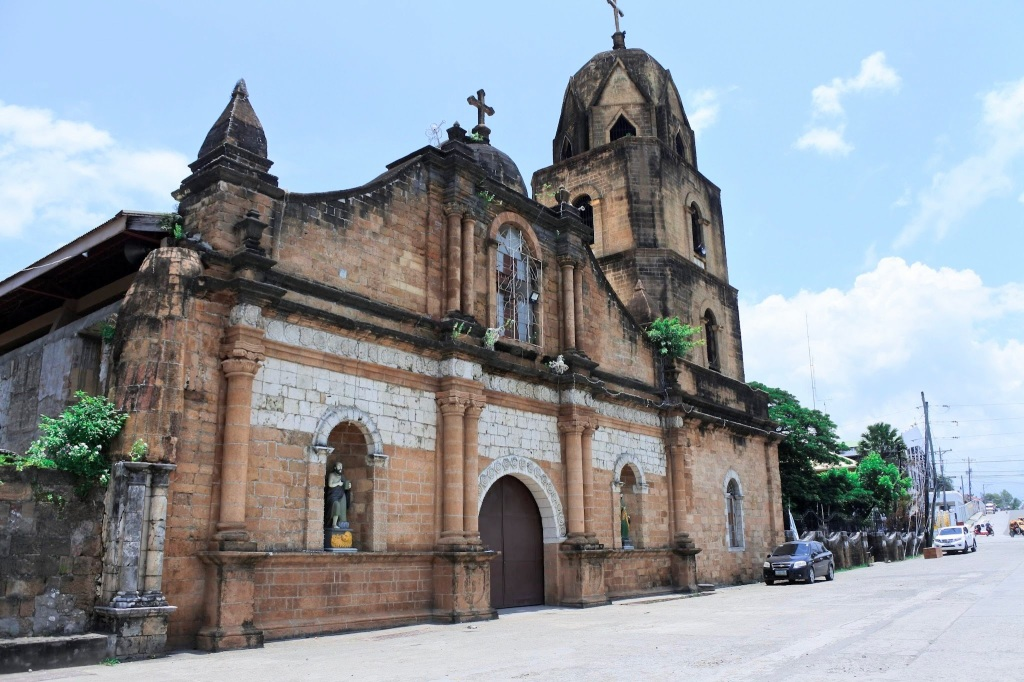 Guimbal Church, Guimbal, Iloilo